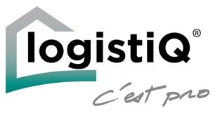Logo LogistiQ de Contruire Pro