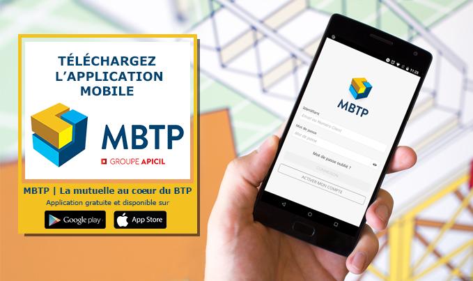 L'application mobile MBTP est disponible dans les stores !