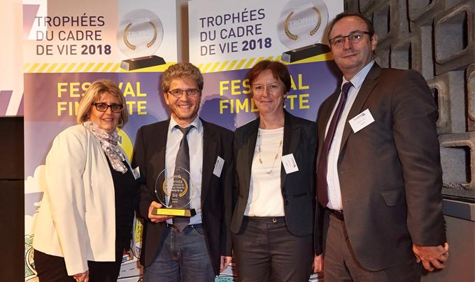 FimbActe 2018 : le lauréat du trophée  «Prévention et Santé au Travail» Récompensé par MBTP