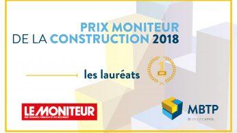 Prix Moniteur de la construction 2018-MBTP
