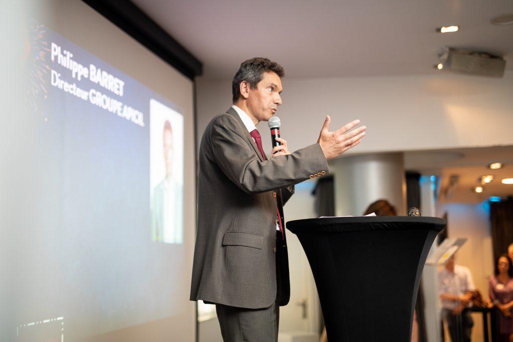 Philippe BARRET, Directeur Général Groupe APICIL