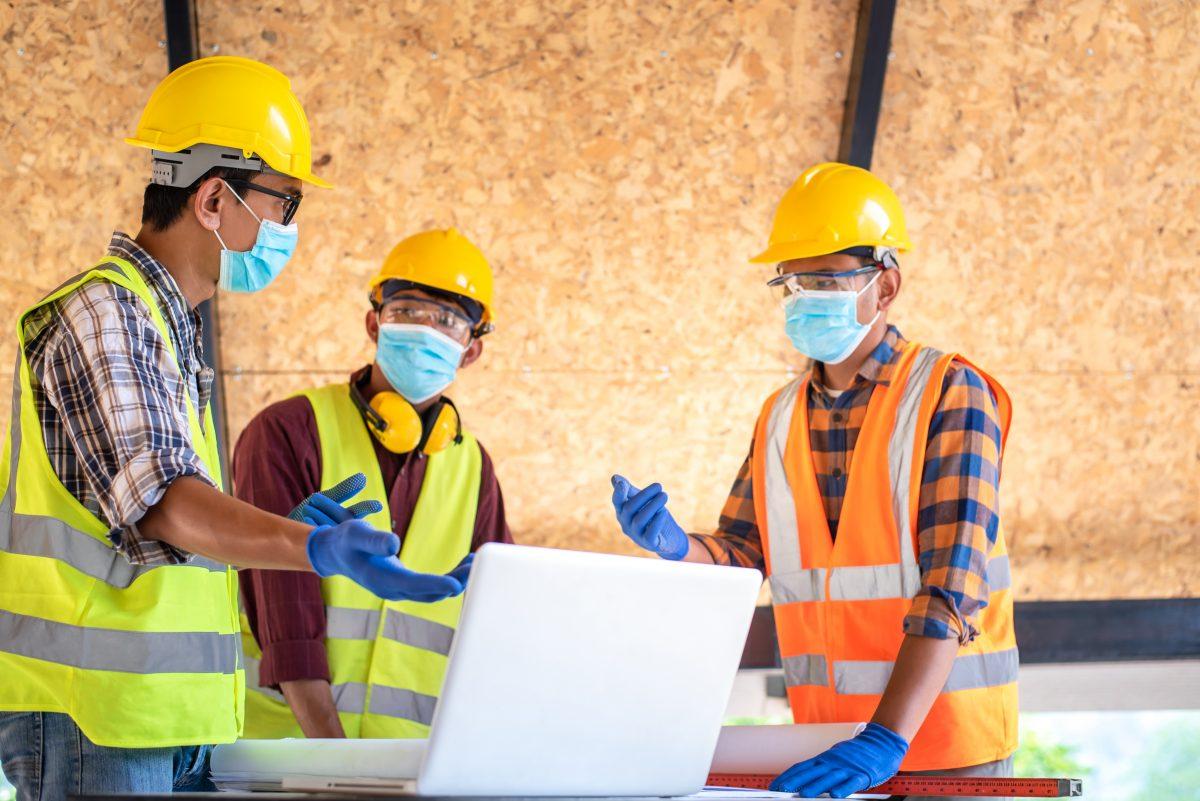 Téléchargez nos affiches de prévention MBTP pour une reprise de vos chantiers en toute sécurité