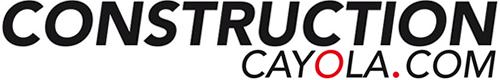 Logo Construction Cayola . com
